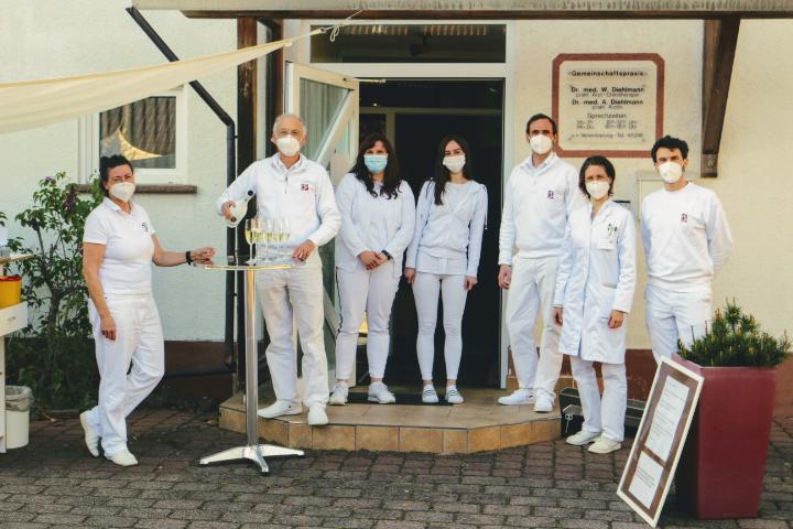 Praxisteam Dr. Diehlmann